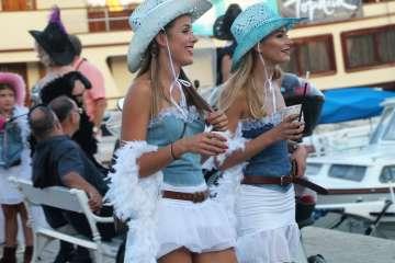 Korčula - Jedino mjesto na svijetu gdje se slavi doček pola Nove godine